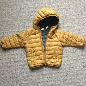 Zara Boys Puffer Coat